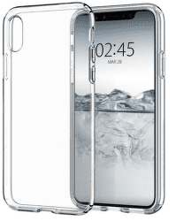 Spigen Liquid Crystal puzdro pre Apple iPhone X eb7fddcab06