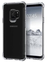 Spigen Rugged Armor puzdro pre Samsung Galaxy S9, transparentné