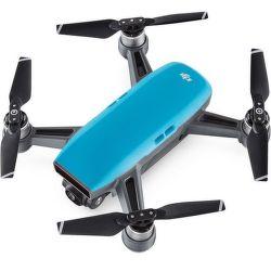 DJI Spark modrý Dron