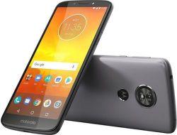 Motorola Moto E5 sivý