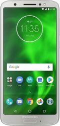 Motorola Moto G6 strieborný