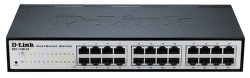 D-Link DES-1100-24 - 100Mb 24-LAN switch