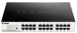 D-Link DGS-1024D - 1Gb 24-LAN switch