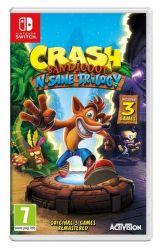 Crash Bandicoot N Sane Trilogy - NS hra