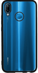 Winner Azzero Laser puzdro pre Huawei P20 Lite, čierna