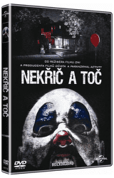Nekřič a toč - DVD film