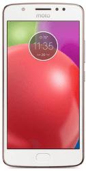 Motorola Moto E4 NFC zlatý