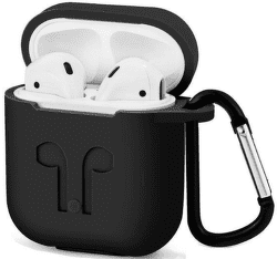 Bsmart CN-BSCASE01K čierne puzdro pre Apple AirPods