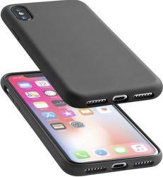Cellularline Sensation pre iPhone X, čierna