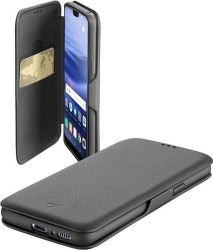 Cellularline Book Clutch puzdro pre Huawei P20 Lite, čierne
