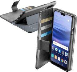 Cellularline Book Agenda puzdro pre Huawei P20 Lite, čierne