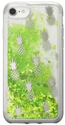 Cellularline Stardust gélové puzdro pre iPhone 8/7/6, Pineapple