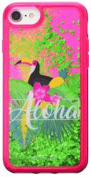 Cellularline Stardust gélové puzdro pre iPhone 8/7/6, Aloha