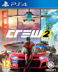 The Crew 2 - PS4 hra