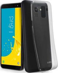 SBS Skinny Cover puzdro pre Samsung Galaxy J6, transparentné