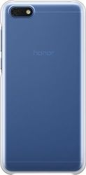 Honor silikónové puzdro pre Honor 7S, transparentné