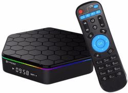 Carneo TiVii Android Smart TV Box