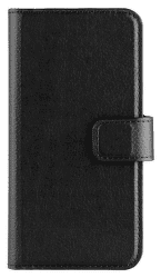 Xqisit Slim Wallet puzdro pre iPhone 8/7/6S/6, čierne