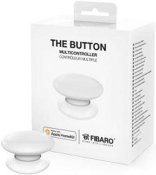 Fibaro Button HomeKit biele tlačidlo (FGBHPB-101-1)