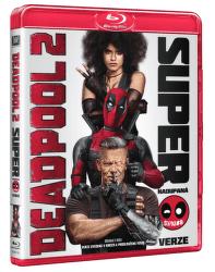 Deadpool 2 - Blu-ray film
