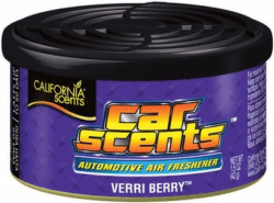 California Scents Verri Berry vôňa do auta