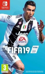 FIFA 19 Switch hra