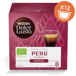 Nescafé Dolce gusto Espresso Peru (12ks)