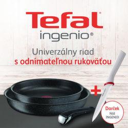 Darček k riadu Tefal Ingenio