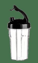 ECG SM 900 bottle Mix&Go náhradná športová fľaša