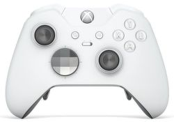 Microsoft Xbox One Wireless Controller Elite White