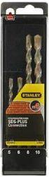 Stanley STA56012 SDS+ sada vrtákov 4ks