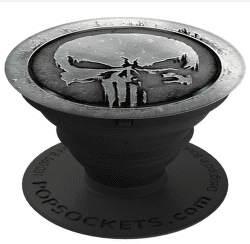 PopSocket držiak na smartfón, Marvel Punisher Monochrome