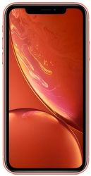 Apple iPhone Xr 128 GB korálovo červený