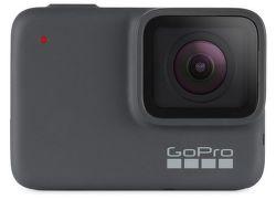 GoPro HERO7 strieborná