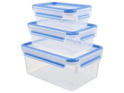 Tefal K3028912 MasterSeal Fresh Box obdĺžnikové dózy
