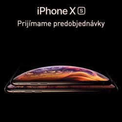 Predobjednávky iPhone Xs a Apple Watch 4