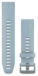 Garmin QuickFit 20 remienok, svetlo šedý