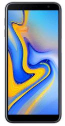 Samsung Galaxy J6+ sivý