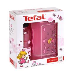 Tefal K3169114 Kids fľaša (400ml) + desiatový box