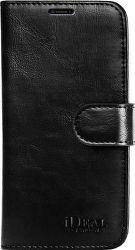 Ideal of Sweden Magnet Wallet puzdro pre iPhone X, čierna