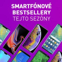 Smartfónové bestsellery tejto sezóny