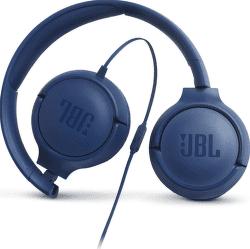 JBL Tune 500 modré
