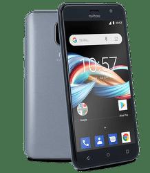 MyPhone Fun 6 Lite sivý
