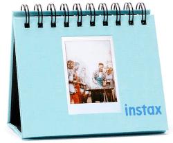 Fujifilm Instax Twin Mini Flip Album, ľadovo modrá