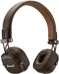 Marshall Major III Bluetooth hnedé