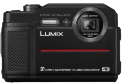 Panasonic Lumix DC-FT7 čierny