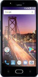MyPhone City XL strieborný