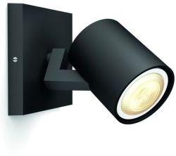 Philips Hue Runner 53090/30/P7 Bodové svietidlo, Čierna