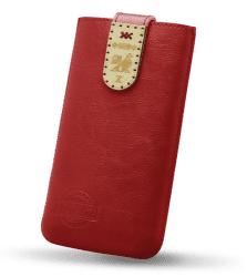Red Ant univerzálne puzdro 4XL edícia Čičmany, červená