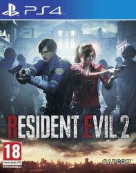 Resident Evil 2 (2019) PS4 hra